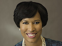 The Honorable Muriel Bowser
